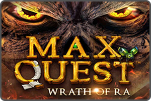 Game Library-MAX-QUEST-WRATH-OF-RA