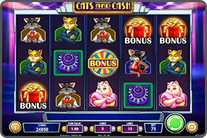 GAME-LIBRARY-GAME-VIEW-CATS-AND-CASH-PLAY'N-GO