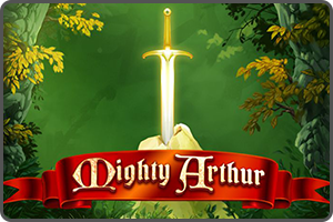 GAME-LIBRARY-MIGHTY-ARTHUR-LOGO-QUICKSPIN