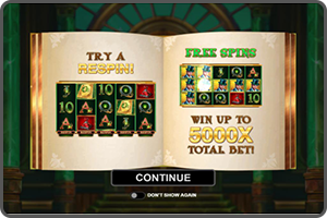 GAME-LIBRARY-RE-SPIN-FREE-SPIN-FEATURE-BOOK-OF-OZ-MICROGAMING