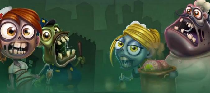 Zombie Hoard - Microgaming