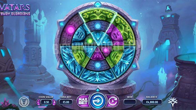 LeoVegas a lancé une nouvelle machine à sous exclusive Avatars: Gateway Guardians